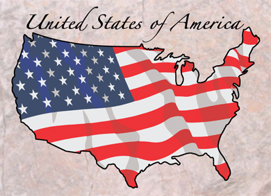 Celebrating The United States Of America Fun Facts State - Images of the united states of america