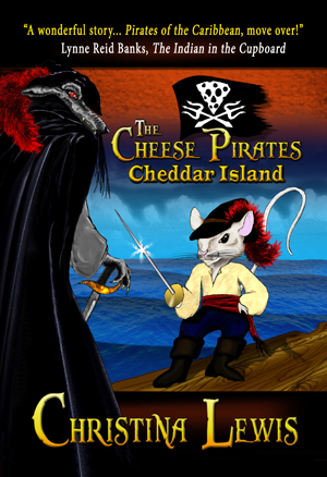 Cheese Pirates - Cheddar Island