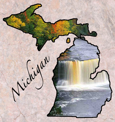 Michigan  State Symbols Facts Photos Visitor Info
