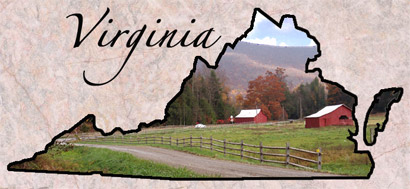 Virginia - Fun Facts, State Symbols, Photos, Visitor Info